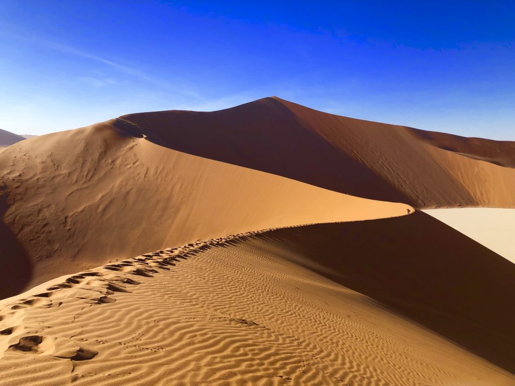 NAMIBIA – SOME LIKE IT HOT